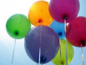 *baloons