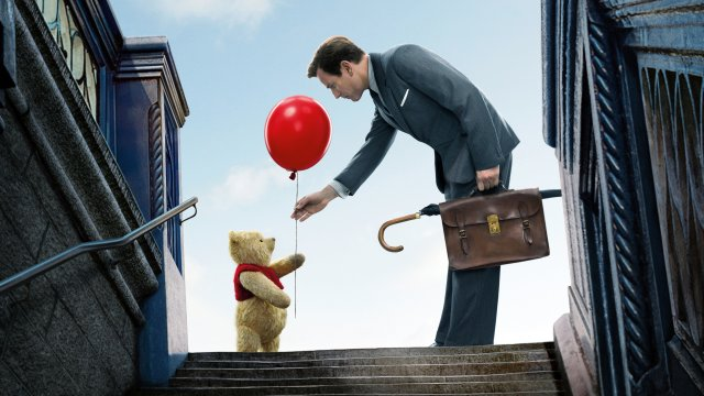 Кристофер Робин/Christopher Robin (2018)