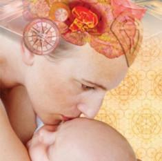 Любовь к своему ребёнку способствует росту мозга