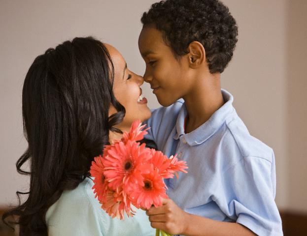 мама и сын, взросление, привязанность, уровни привязанности