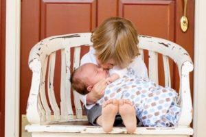 сиблинги, сепарация, тревога, альфа родительство, когда в семье появляется новый малыш