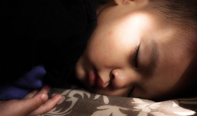 совместный сон, правила безопасности, ребенок