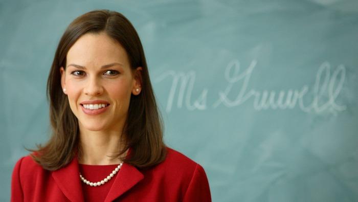 Эрин Грувел, учительница, отношения, обучение