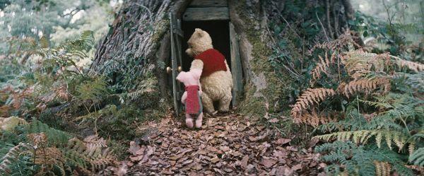 Кристофер, Медвежонок Винни, загородный дом