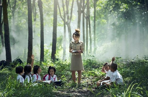 класс, школа, обучение, отношение между учителем и учеником, привязанность