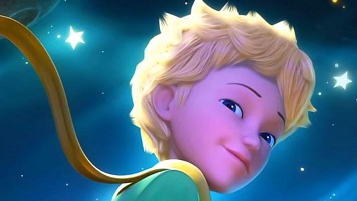 маленький принц, ночное небо