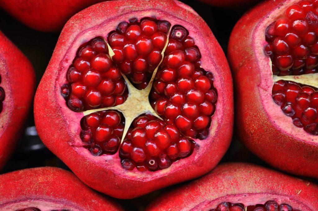 созревание, зрелые плоды, семена