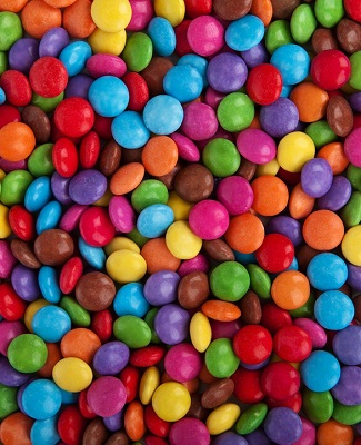 конфеты от бабушки