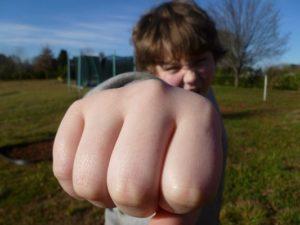 драка, агрессия, ребенок